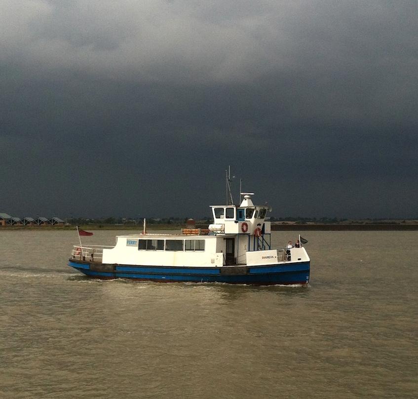 Gravesend.Ferry