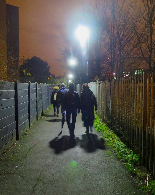 Endof Walk