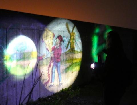 Rosherville.lantern